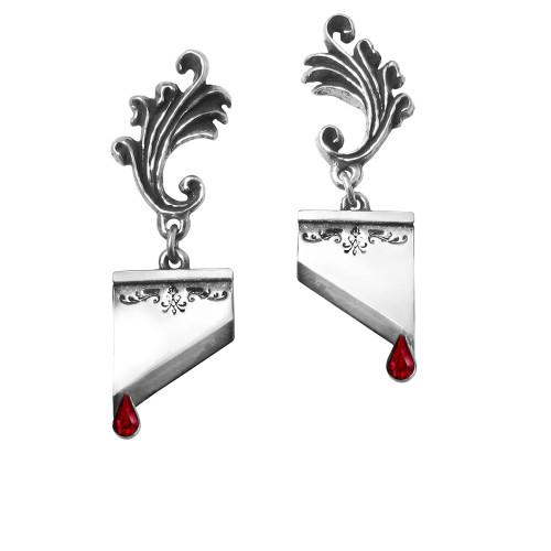 E310 - Marie Antoinette Earrings