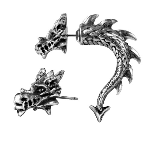 E324 - Tor Dragon Earring