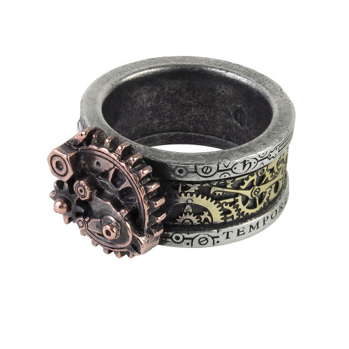 R200 - Quanta Mechanica Cosmonatallogy Ring