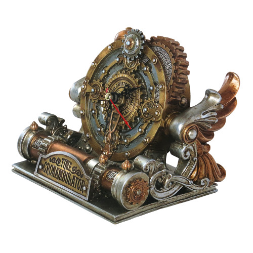 V26 - Time Chronambulator Desk Clock
