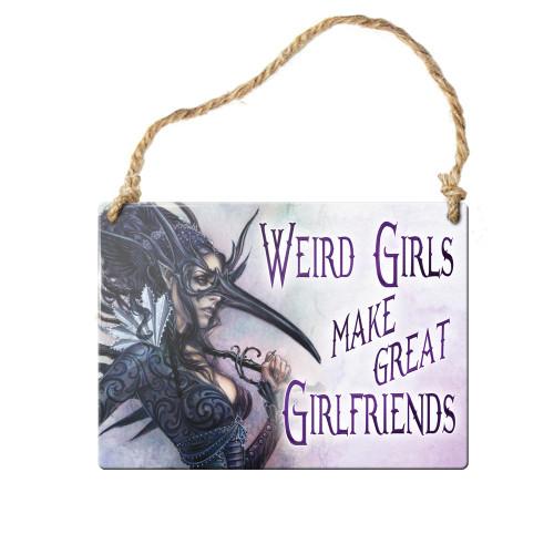 ALHS13 - Weird girls make great girlfriends...