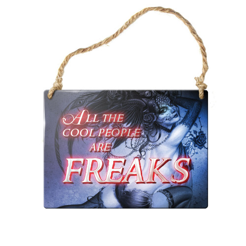 ALHS16 - All the cool people are freaks...