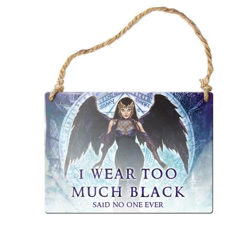 ALHS18 - I wear too much black...