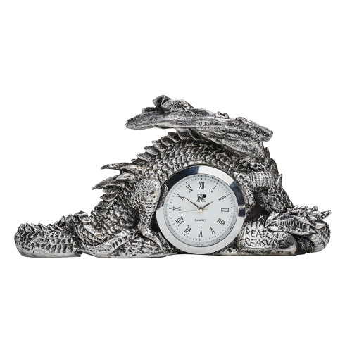 V46 - Dragonlore Desk Clock