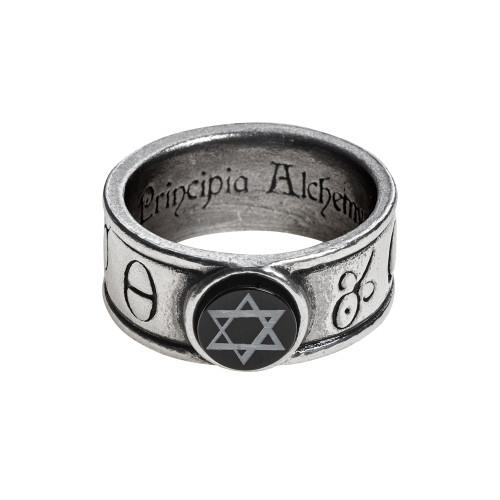 R229 - Principia Alchemystica Ring