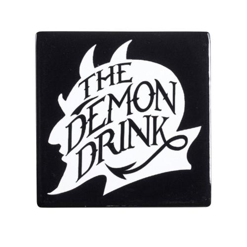 CC1 - The Demon Drink Coaster