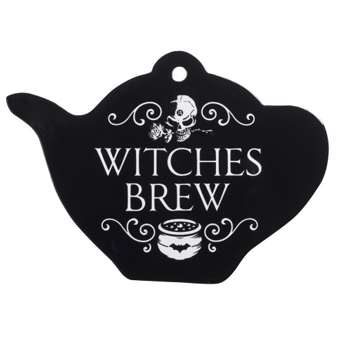 CT8 - Witch's Brew Trivet