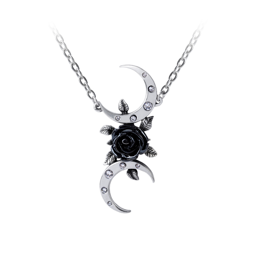 P870 - The Black Goddess Necklace