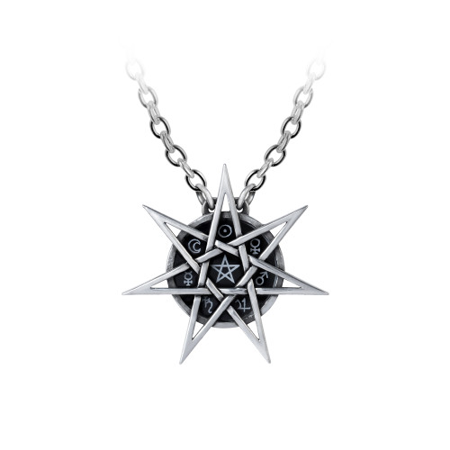P878 - Elven Star Necklace