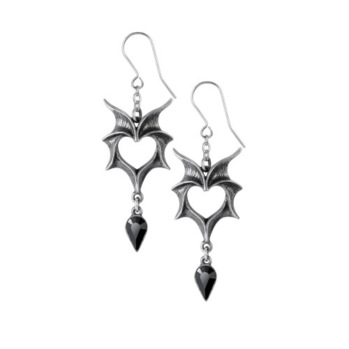 E425 - Love Bats Earrings