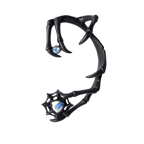 E426 - Demon - Black Earwrap