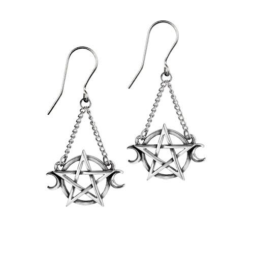 E430 - Goddess Earrings