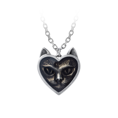P884 - Love Cat Pendant