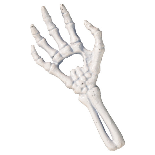 SBO1 - Skeletal Hand Bottle Opener