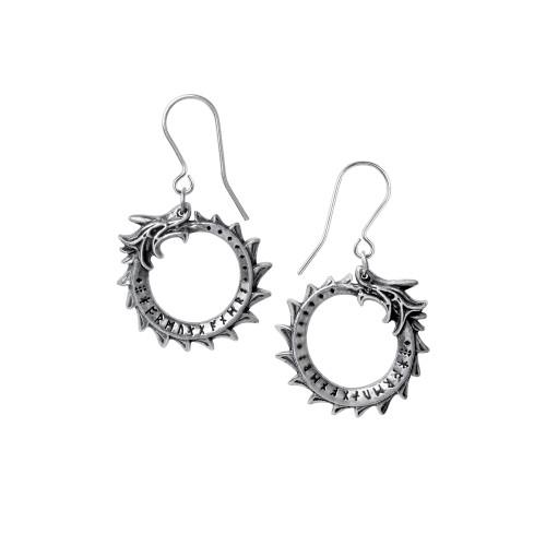 E440 - Jormungand Earrings