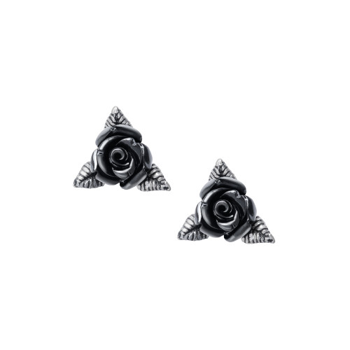 E447 - Ring O'Roses Ear Studs
