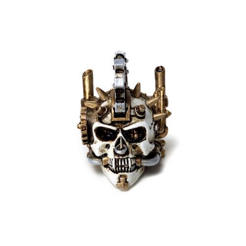 VM8 - Steamhead Skull Miniature