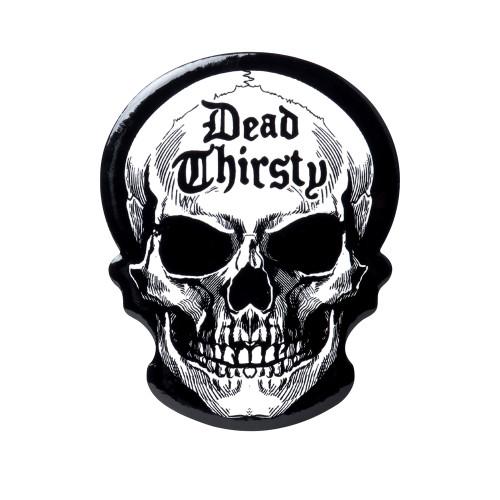 CC15 - Dead Thirsty Skull Coaster