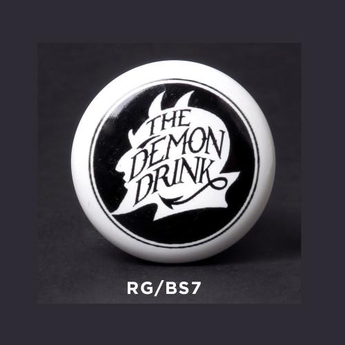 RGBS7 - Demon Drink Bottle Stopper