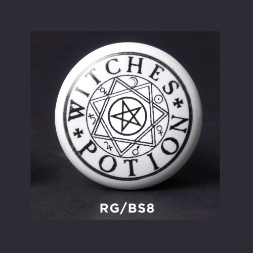RGBS8 - Witches Potion Bottle Stopper