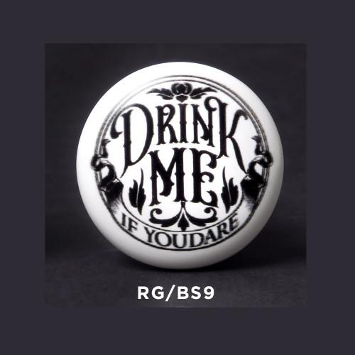 RGBS9 - Drink Me Bottle Stopper