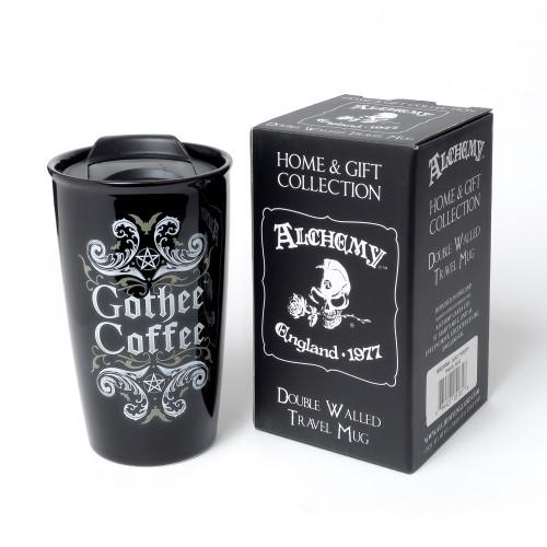 MRDWM2 - Gothee Coffee Double Walled Mug