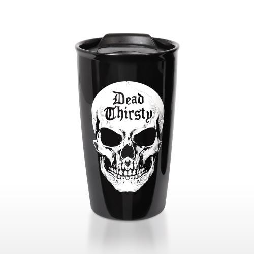 MRDWM4 - Dead Thirsty: Double Walled Mug