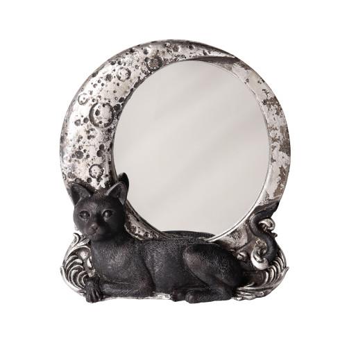 V95 - Night Cat Mirror