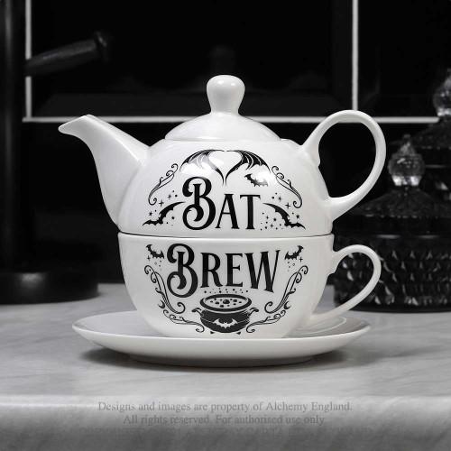 ATS5 - Bat Brew Tea Set