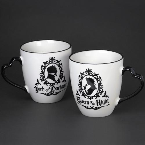 CM2 - Queen & Lord Mug Set