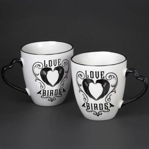 CM3 - Love Birds Mug Set