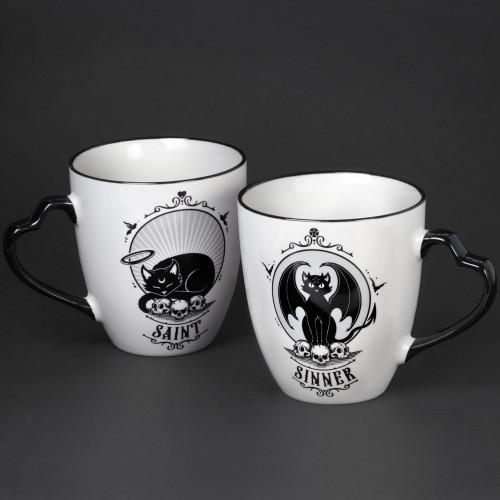 CM4 - Saint & Sinner Mug Set
