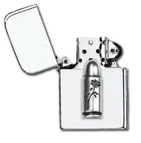 AAZ44 - Bullet Rose Lighter