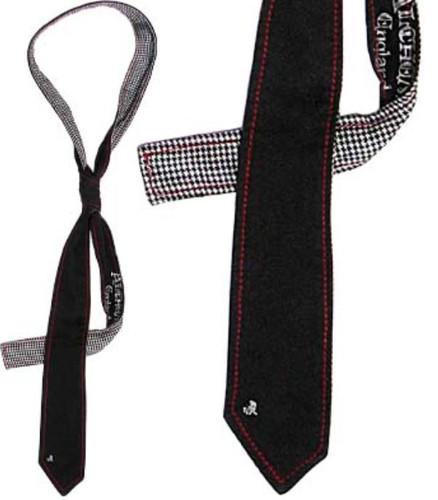 AHMT2 - AE Hand Made Skinny Tie