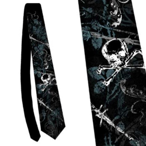 AT5 - Barbed Romance Tie