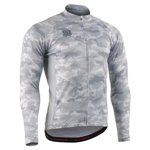 FIXGEAR CS-M1G1 Men's Long Sleeve Cycling Jersey