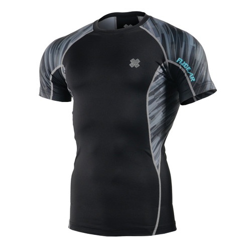 FIXGEAR C2S-B67 Compression Shirt Base Layer Short Sleeve