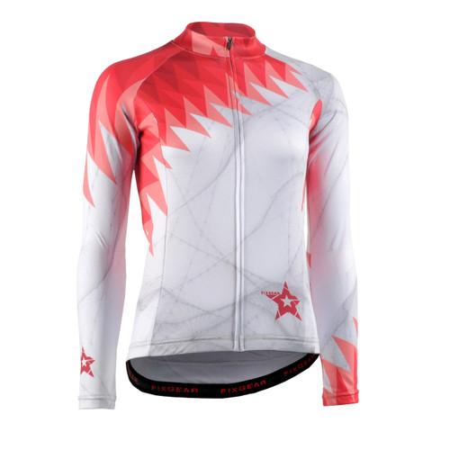 FIXGEAR CS-W6501 Women's Long Sleeve Cycling Jersey