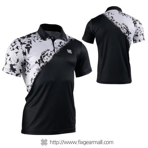 FIXGEAR FPO-S07 Mens short sleeve Polo shirts