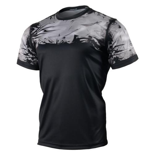 FIXGEAR RM-S04 Men's Casual short sleeve Crew-Neck T-shirt