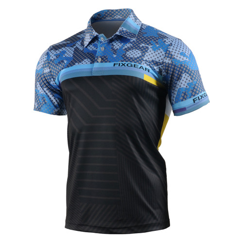 FIXGEAR FPO-S01 Mens short sleeve Polo shirts