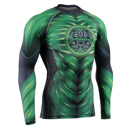 FIXGEAR CFL-92 Compression Base Layer Long Sleeve Shirts