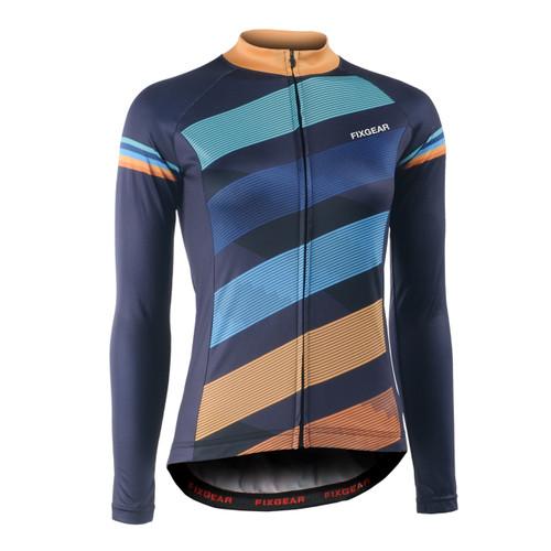 FIXGEAR CS-WH601 Women's Long Sleeve Cycling Jersey