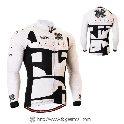 FIXGEAR CS-3401 Men's Cycling Jersey long sleeve