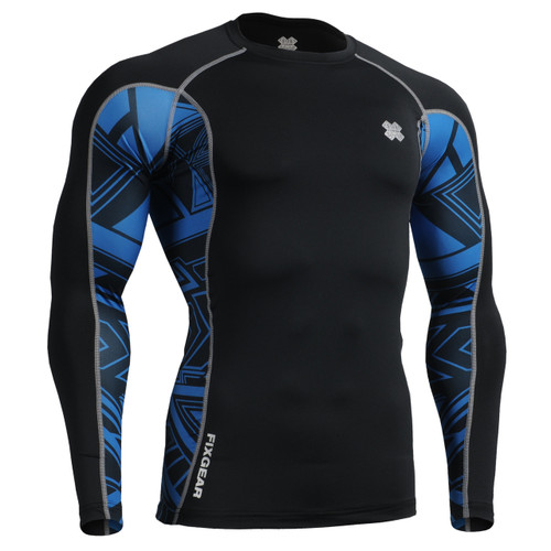 FIXGEAR CT-B1 Compression Base Layer Long Sleeve Shirt