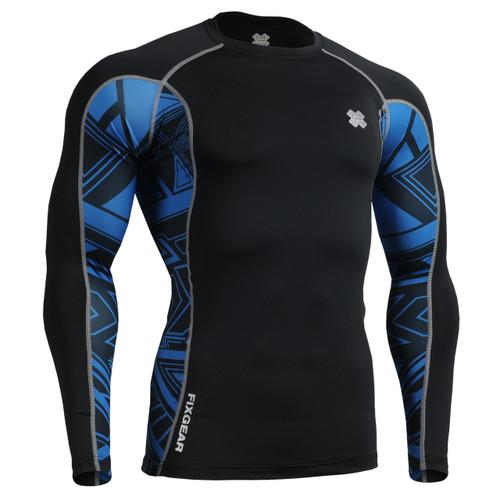 FIXGEAR CT-B1 Compression Base Layer Long Sleeve Shirt
