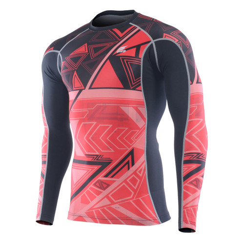 FIXGEAR CTR-B2 Compression Base Layer Long Sleeve Shirt