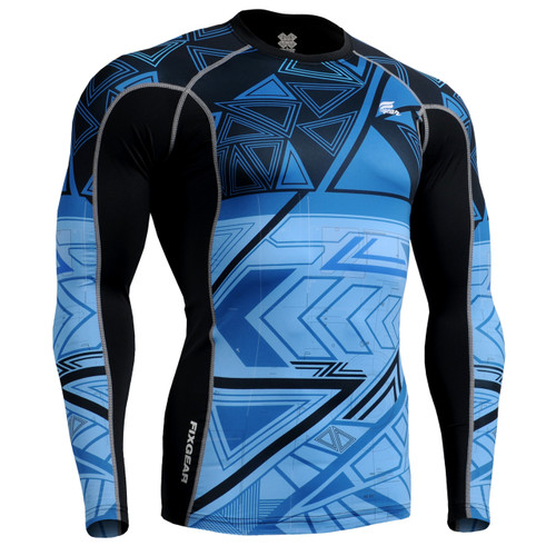 FIXGEAR CTR-B1 Compression Base Layer Long Sleeve Shirt