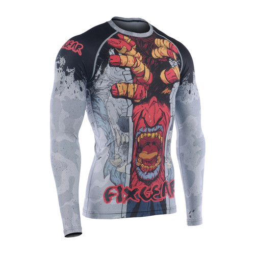 FIXGEAR CFL-S13 Compression Base Layer Long Sleeve Shirts