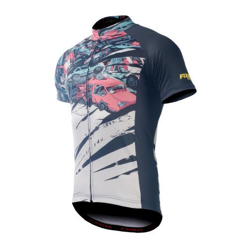 FIXGEAR CS-C102 Men's Short Sleeve Cycling Jersey